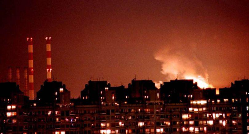 NATO bombardovanje 1999. (Vikipedija)