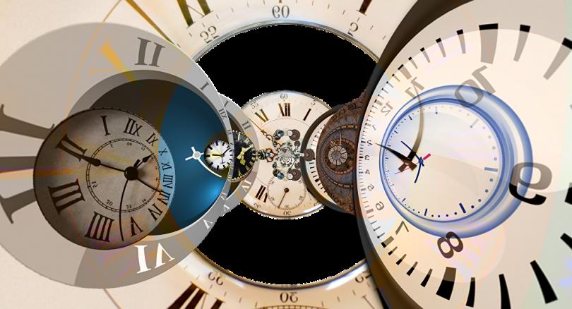 Putovanje kroz vreme (Vikipedija)
