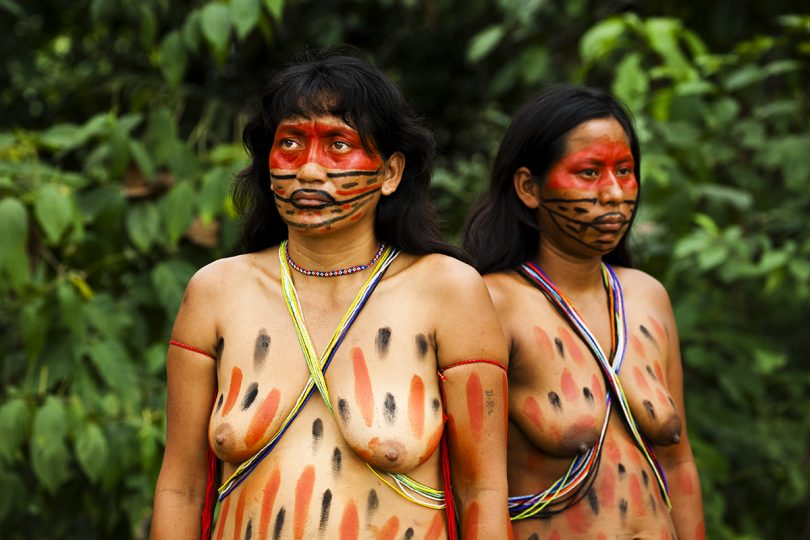 Amazonke s brkovima (Vikipedija)