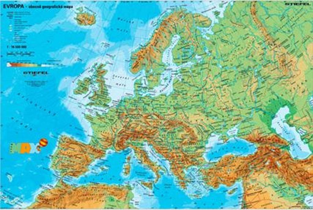 Evropske Dnk Granice Galaksija Nova