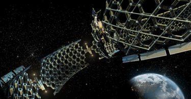 Orbitalni solarni paneli