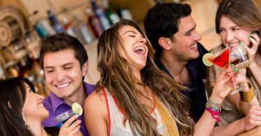 Mladi pod uticajem alkohola