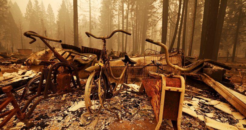Posledice požara