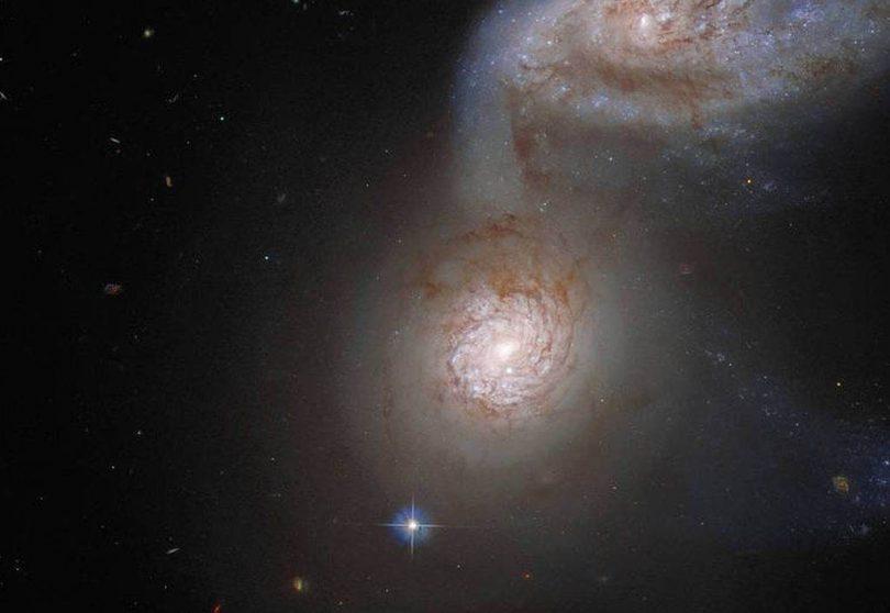 ESA/NASA/Hubble